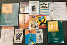 Learn Thai from this complete package of ten books and tapes in Okinawa, Japan