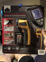 Digital infrared thermometer in Chicago, Illinois