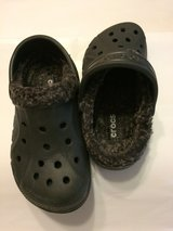 Crocs Kids' Classic Lined Clog (Price Reduced!) in Okinawa, Japan