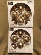 #2 CHRISTMAS ORNAMENTS (17) in Westmont, Illinois