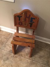 Time out chair in The Woodlands, Texas