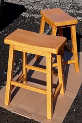 (pair) Saddle Stools in Phoenix, Arizona