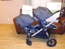 Babyjogger City Select double stroller in St. Charles, Illinois