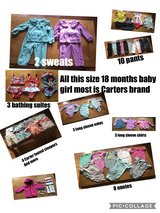18 month baby girl clothes in Joliet, Illinois