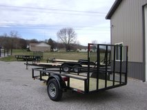 Trailer A-f with 3.5K Singel Axel, 6' X 10' @1075 in Fort Campbell, Kentucky