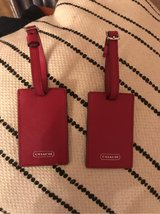 COACH bag tags NEW in Ramstein, Germany