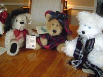 Boyds Bear Set Of 3 in Toms River, New Jersey