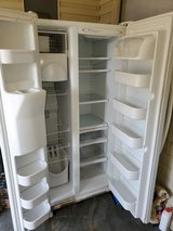 Maytag side by side refrigerator in Toms River, New Jersey