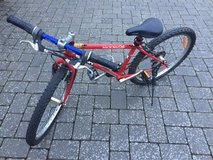 Kids bicycle in Spangdahlem, Germany