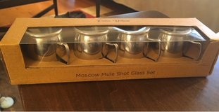 Moscow Mule Shot Glasses in Joliet, Illinois