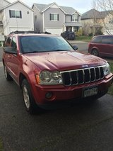 05 Jeep Grand Cherokee Limited in Fort Lewis, Washington