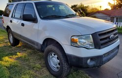 2010 Ford Expedition 4x4 in Camp Pendleton, California