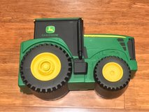 John Deere Tractor Die Cast Vehicle Case Excellent in Travis AFB, California