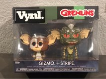 Gremlins Gizmo & Stripe Vynl Collectibles Brand New in Travis AFB, California