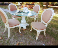 Dining table in The Woodlands, Texas