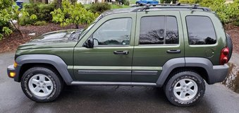 2007 Jeep Liberty Sport in Fort Lewis, Washington