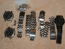 Seiko watch heads & bands in Naperville, Illinois