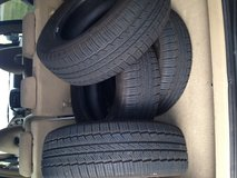 4 new tires SuperMax TM-1 All Season radial tires 215/7OR16   100T in Beaufort, South Carolina