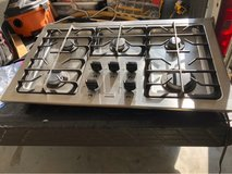 five burner gas cooktop in Houston, Texas