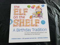Elf on the Shelf A Birthday Tradition - Hardcover in Vacaville, California