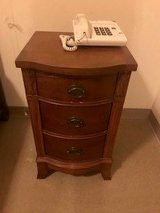 Dresser and night stand in Naperville, Illinois