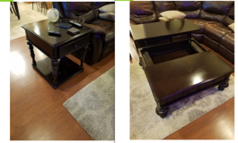Paula Deen Collection Furniture - coffee table, 2 end tables - NICE! in Byron, Georgia