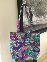 Vera Bradley Large Tote Bag Purse in Naperville, Illinois