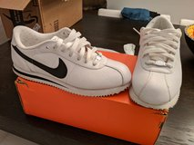 Mens White Nike Cortez 72 Size 8.5/42 - Excellent Condition in Wiesbaden, GE