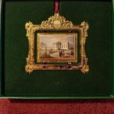 White House Christmas Ornament  1997 in Fort Knox, Kentucky