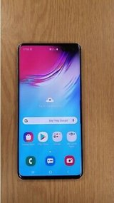 Samsung Galaxy S10 5G in Aviano, IT