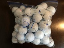 57 Variety Golf Balls Excellent Condition in Okinawa, Japan