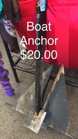 Boat Anchor in Fort Leonard Wood, Missouri
