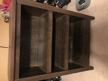 Tv stand with shelve in Fort Benning, Georgia