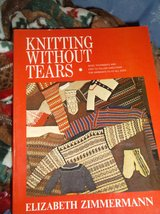 knitting without tears book in Alamogordo, New Mexico