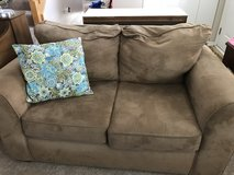 Microfiber Loveseat in Naperville, Illinois