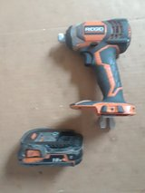 Impact Driver with Battery in Clarksville, Tennessee