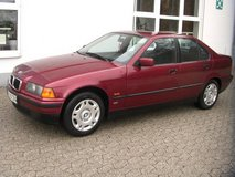 BMW 318i automatic Sedan new Inspection certificate in Ramstein, Germany