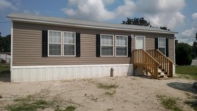3 BDRM 2 BATH DOUBLEWIDE MODULAR HOME WITH OR WITHOUT DEPOSIT in Beaufort, South Carolina