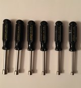 6pc Stanley Nut Driver Set in Bolingbrook, Illinois