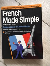 Book: French Made Simple for self learning in Ramstein, Germany