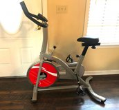 Sunny Health and Fitness Indoor Cycling Exercise Bike Pristine Condition! in Beaufort, South Carolina
