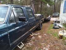 I have two diesel trucks for sale or trade in Leesville, Louisiana