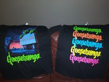 Goosebumps t-shirts in The Woodlands, Texas
