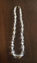 Vintage Glass Bead Necklace in Naperville, Illinois