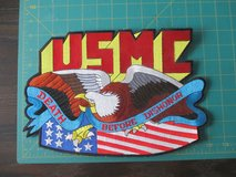 USMC Embroidered Patch in Naperville, Illinois