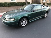 2001 Ford Mustang V6 Low Miles in Travis AFB, California