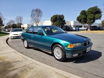 E36 BMW 325is 5 speed with 73,000 original miles in Camp Pendleton, California
