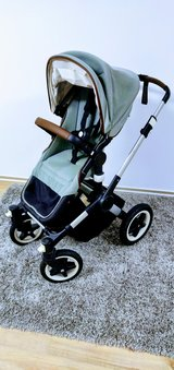 Bugaboo Buffalo stroller with many extras in Wiesbaden, GE