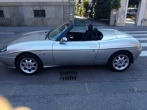 FIAT Barchetta Convertible in Vicenza, Italy