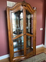 Lighted Curio by Hooker Furniture in Joliet, Illinois